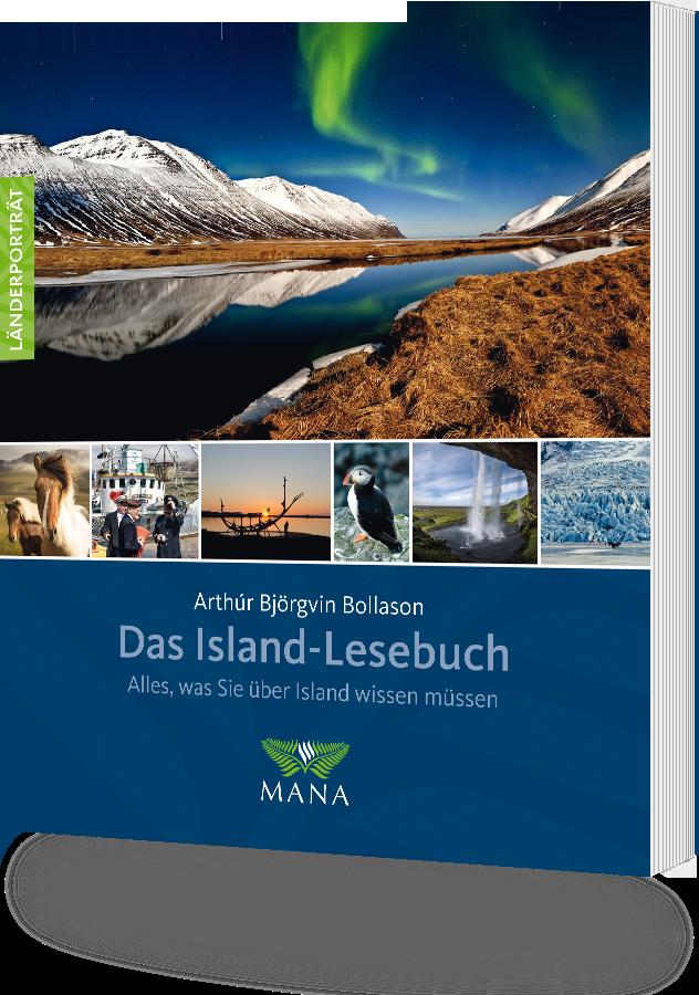 Das Island-Lesebuch, ein Länderporträt von Arthur Bollason