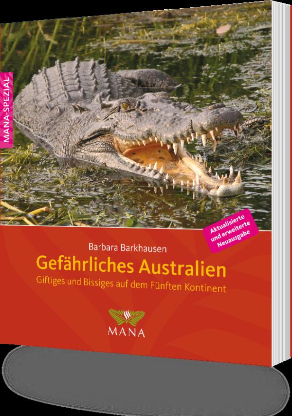 Gefährliches Australien von Barbara Barkhausen