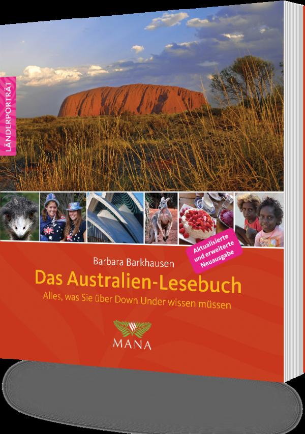 Das Australien-Lesebuch von Barbara Barkhausen