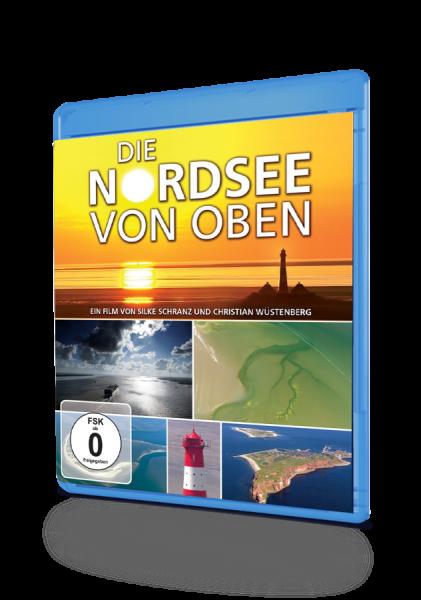 Die Nordsee von oben, ein Film von Silke Schranz und Christian Wüstenberg