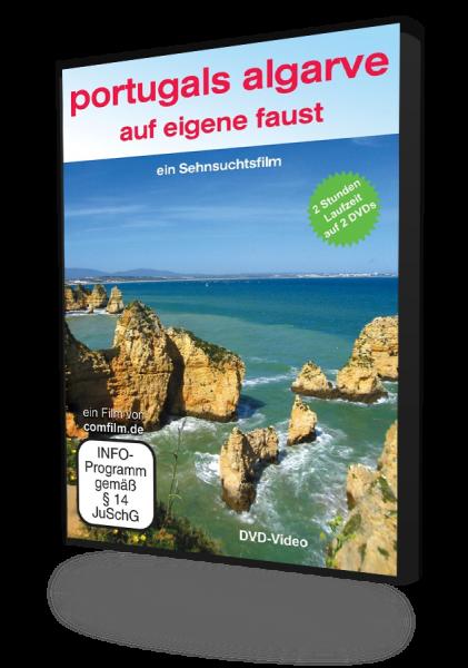 DVD-Portugal-Algarve-Schranz-Wuestenberg
