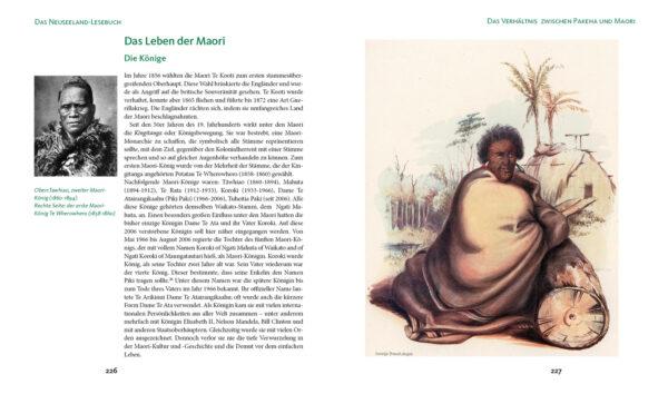 Neuseeland-Lesebuch - Heyse - Blick ins Buch 5