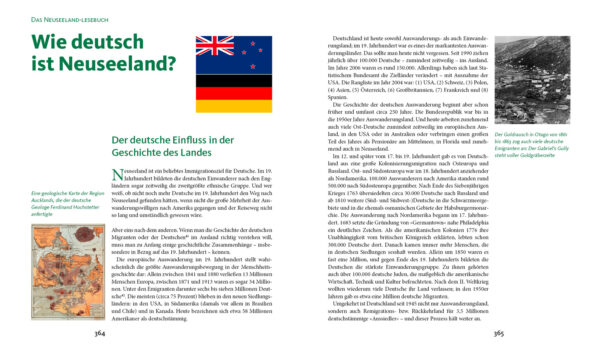 Neuseeland-Lesebuch - Heyse - Blick ins Buch 7