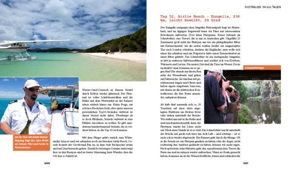 Australien in 100 Tagen von Silke Schranz und Christian Wüstenberg