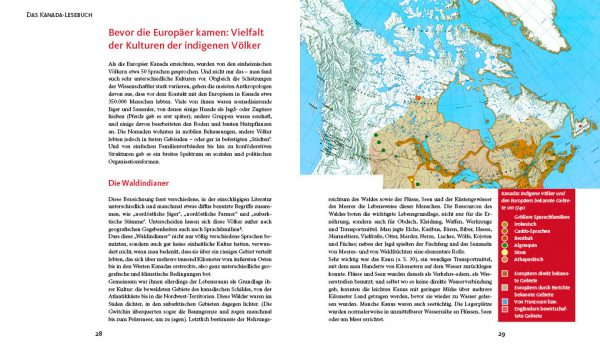 Das Kanada-Lesebuch von Mechtild & Wolfgang Opel