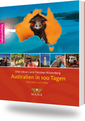 Gefährliches Australien, ein Buch von Barbara Barkhausen