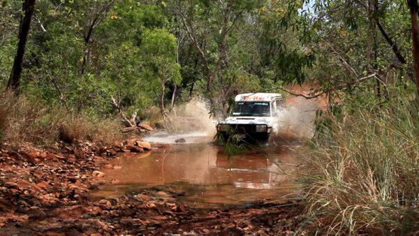 Australien in 100 Tagen, Bullo River Station, eine DVD von Silke Schranz und Christian Wüstenberg