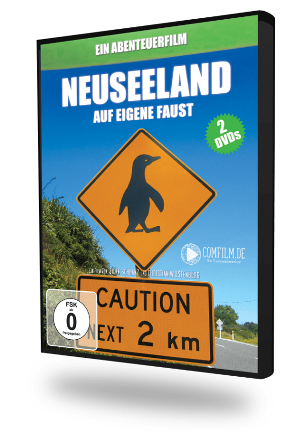 Neuseeland auf eigene Faust, ein Film von Silke Schranz und Christian Wüstenberg