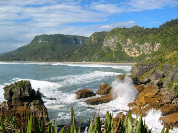 Neuseeland auf eigene Faust, Südinsel. wilde Westküste, ein Film von Silke Schranz und Christian Wüstenberg