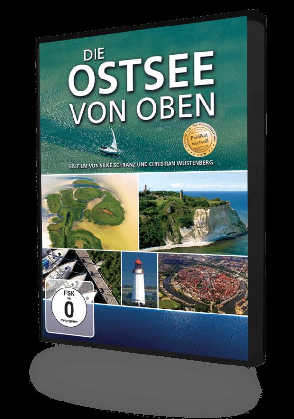 Die Ostsee von oben, ein Film von Silke Schranz und Christian Wüstenberg