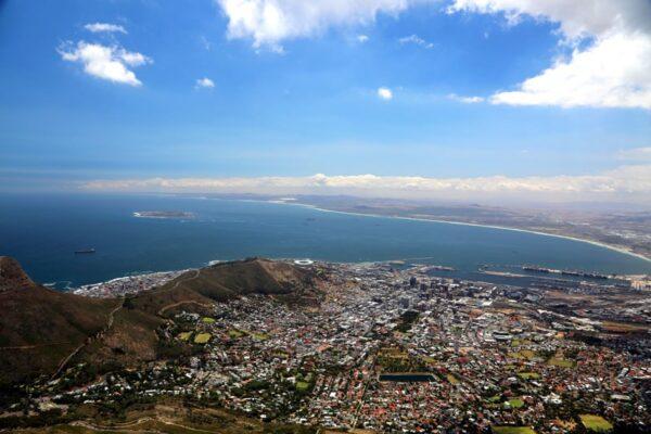 Südafrika,Kapstadt vom Tafelberg, Blyde River Canyon, ein Film von Silke Schranz und Christian Wüstenberg