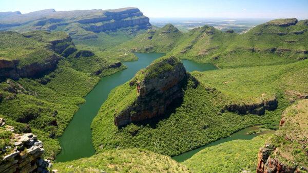 Südafrika, Panorama Route, Blyde River Canyon, ein Film von Silke Schranz und Christian Wüstenberg
