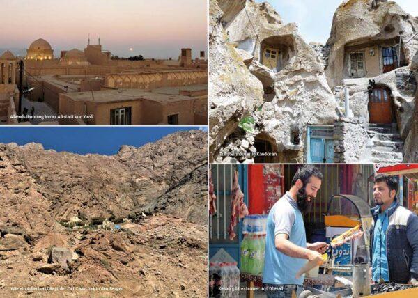 Fremder Iran, Blick ins Buch, ein Buch von Iris Lemanczyk