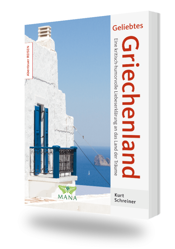 Geliebtes Griechenland, ein Buch von Kurt Schreiner