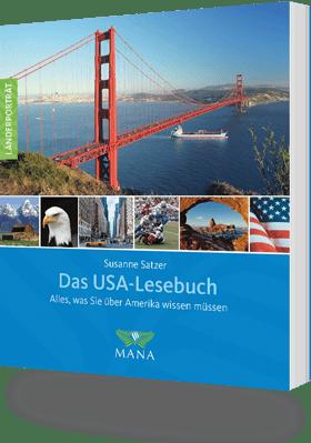 Das USA-Lesebuch von Susanne Satzer