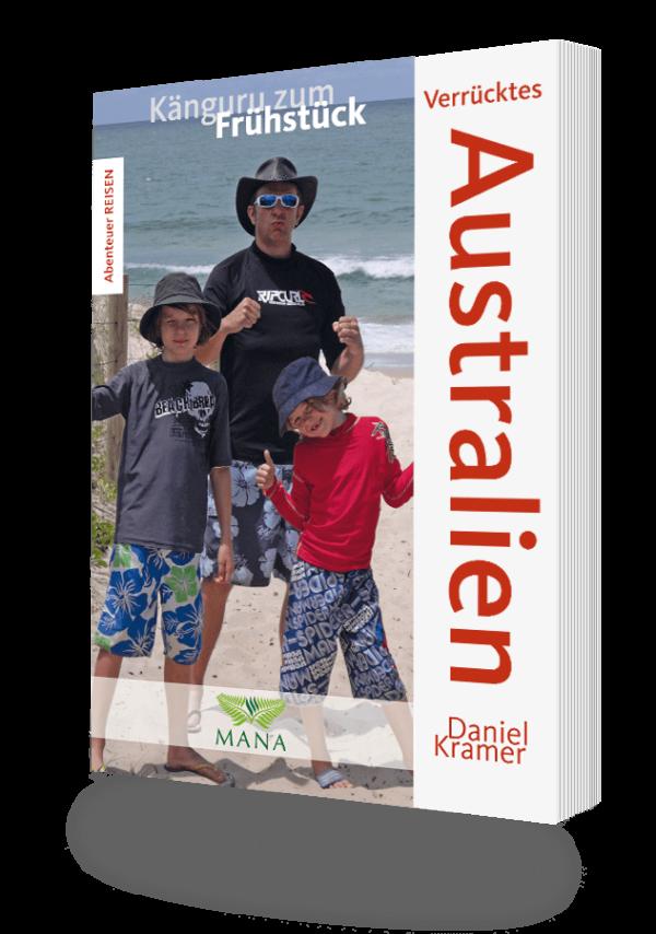 Verrücktes Australien, ein Buch von Daniel Kramer