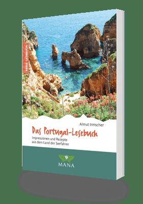 Das Portugal-Lesebuch, ein Buch von Almut Irmscher