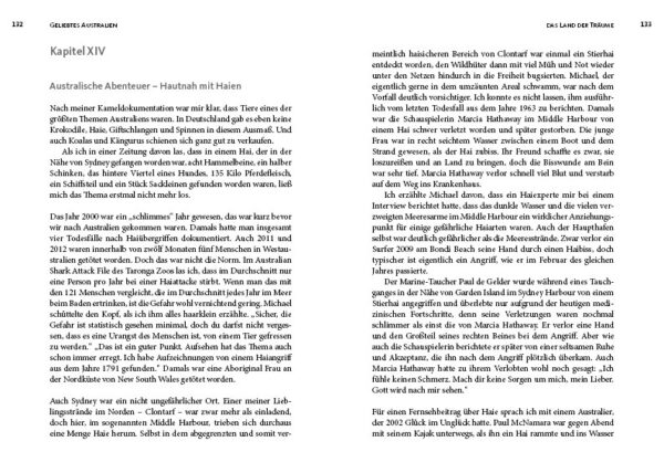 Geliebtes Australien, ein Buch von Barbara Barkhausen