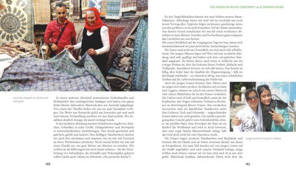Reise in den Iran, ein Buch von Renate Eisfelder-Seitz, Blick ins Buch