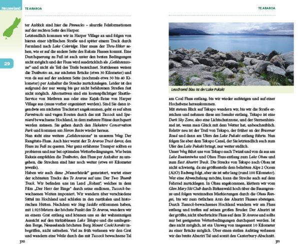 Wandern in Neuseeland, ein Reiseführer von Rolf Knütter und CWandern in Neuseeland, ein Reiseführer von Rolf Knütter und Christian Ziglowskihristian Ziglowski